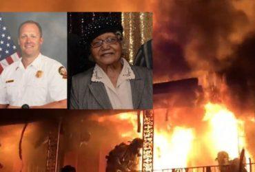 Пожарный лишился зарплаты из-за попытки спасти из огня пожилую женщину