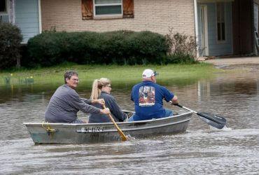 Наводнение в Миссисипи: как спастись и когда оно закончится