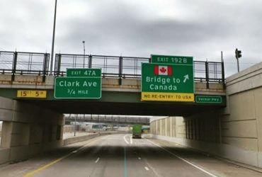 Что будет, если случайно пересечь границу США?