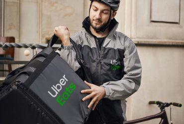 Uber направляет свободных водителей на другие работы