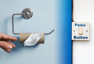 Куда пропала туалетная бумага и что делать