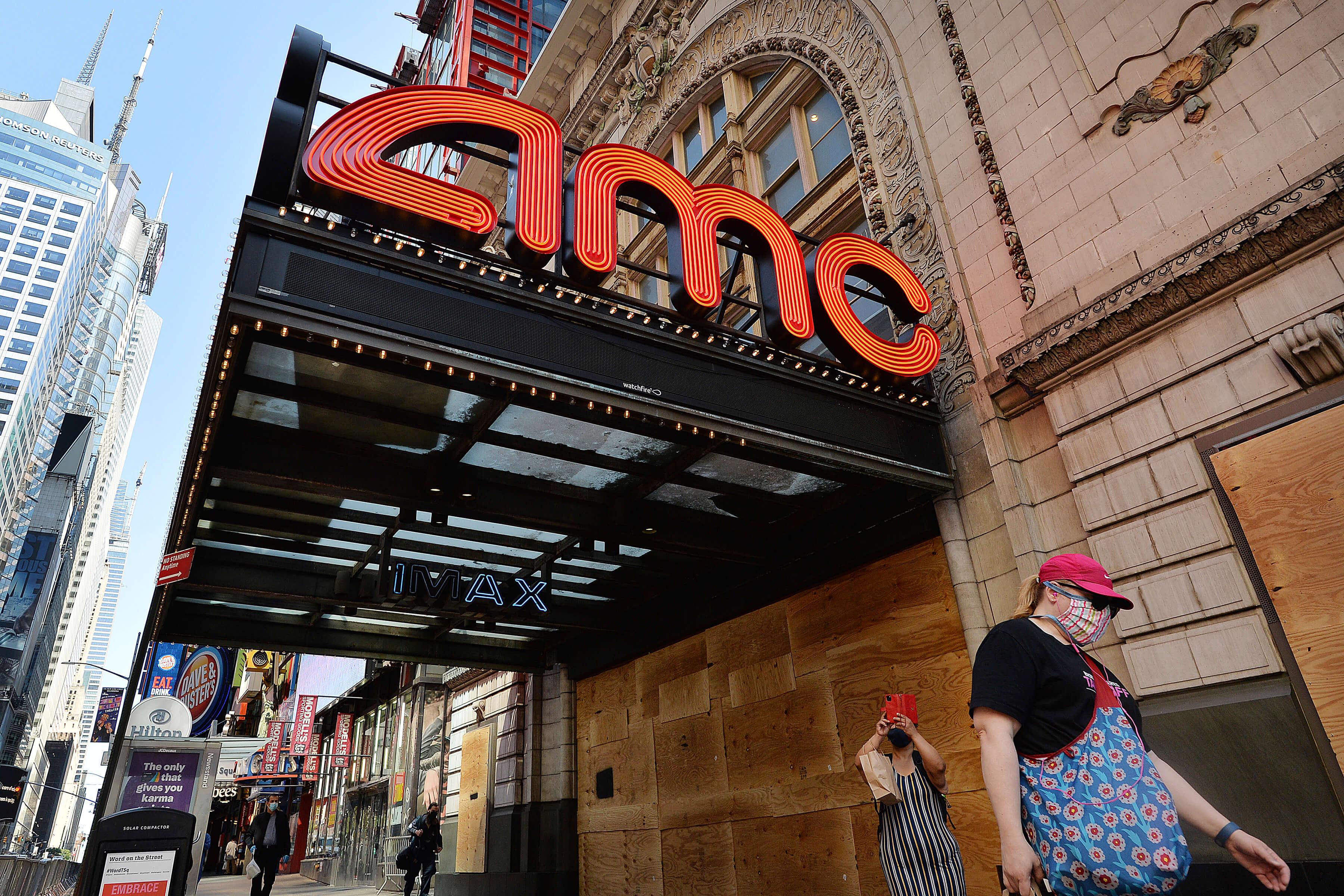 NY: AMC Entertainment Holdings Records $2.2 Billion Net Loss - Rubic.us