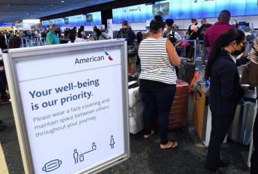 Пассажиров скоро будут взвешивать перед посадкой в самолет