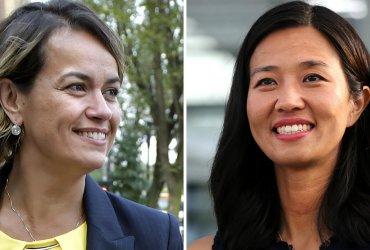 Иммигрантка из Тайваня может стать мэром Бостона